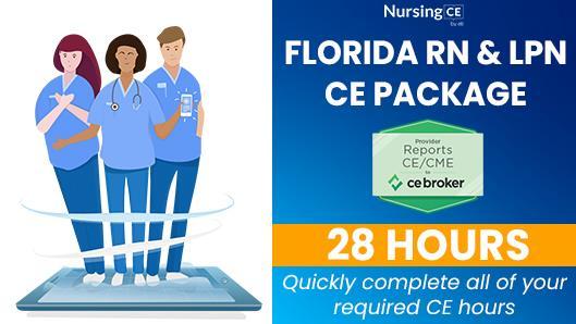 Florida Board of Nursing PN Course List